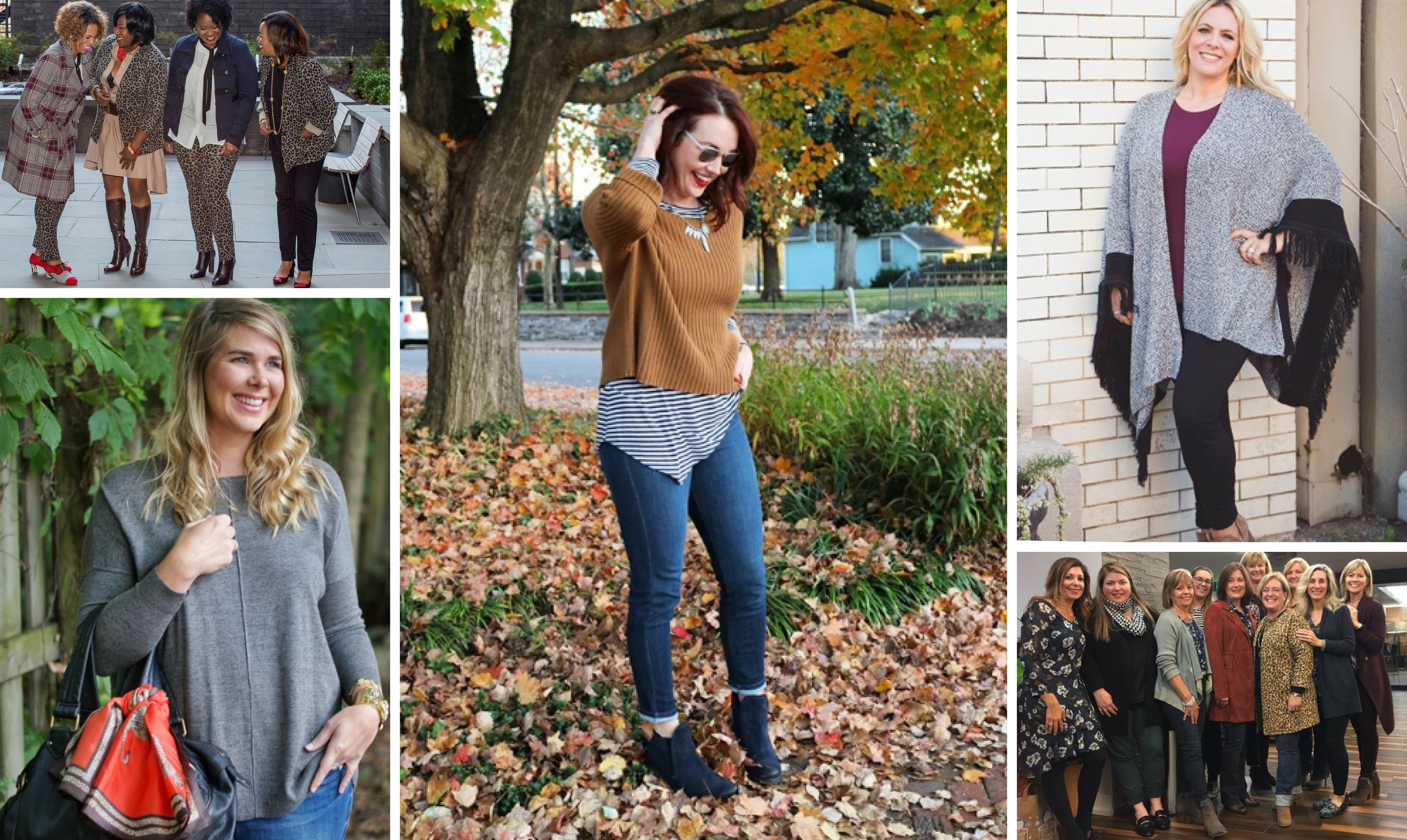 let's get social with the best of #cabiclothing fall '17